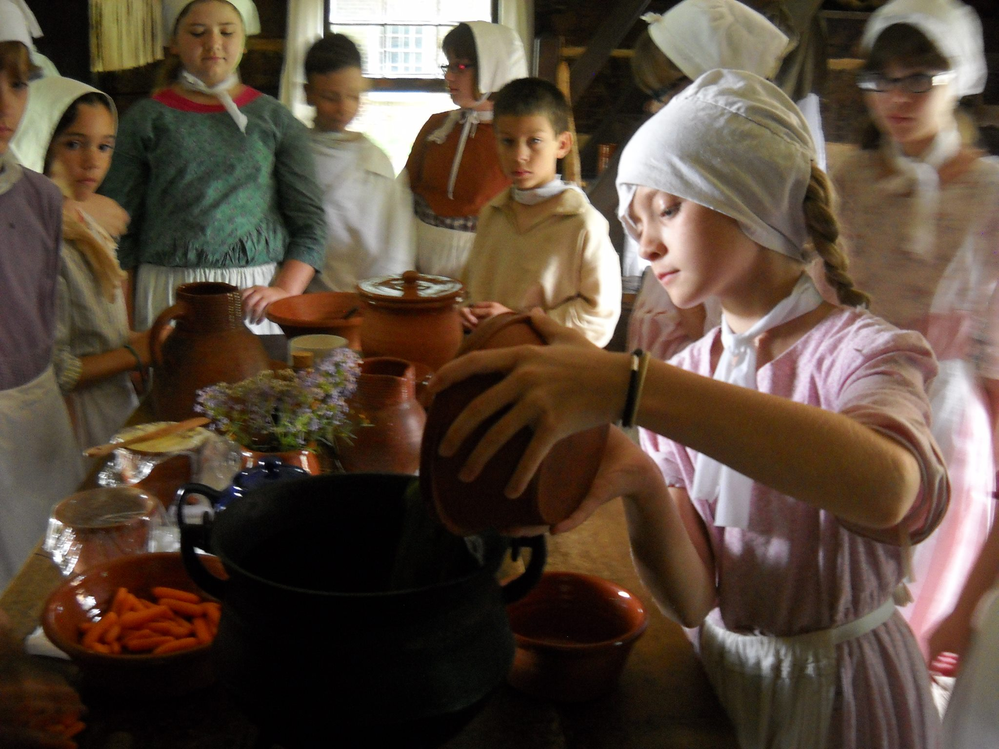 Youth Cooking